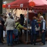 Städtepartnerschaftstag 2012 auf der Schildergasse