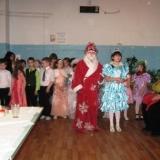 Weihnachtsfeiern in Wolgograd 2010/11