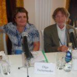 12. Städtepartnerschaftskonferenz Uljanowsk 2013